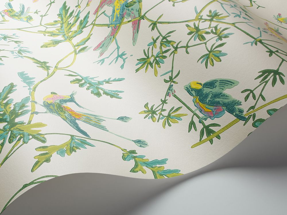 Cole & Son Hummingbirds Wallpaper 112 4015